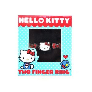 b9d120298 Hello Kitty Two Finger Ring (by Loungefly)